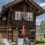 Hochhalt Hütten